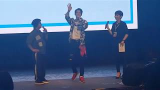"""20191013 이진혁 李鎭赫 """"JIN HYUK:HAE [T.Y.F.L]"""" in Taiwan 表演橋段 - 趕上名場面 Part 1"""