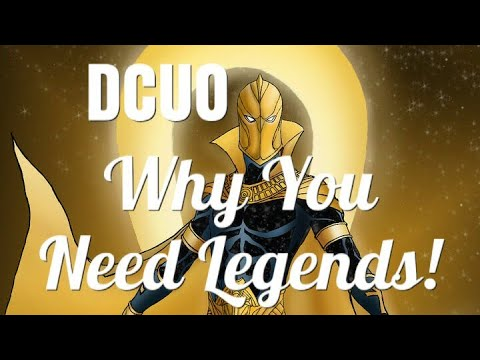 DCUO | Why You Should Play Legends (PVE And PVP) | How To Bring Players Back To DC