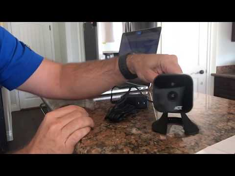 How to add the ADT Pulse Camera RC8326 in 5 Minutes