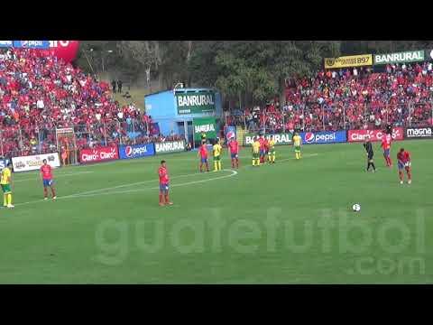Municipal 2-1 Guastatoya- Jornada 05 - Clausura 2019