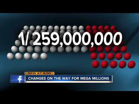 Big changes coming to Mega Millions lottery