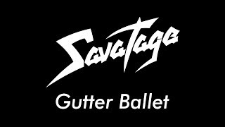 Savatage - Gutter Ballet (Lyrics) HQ Audio