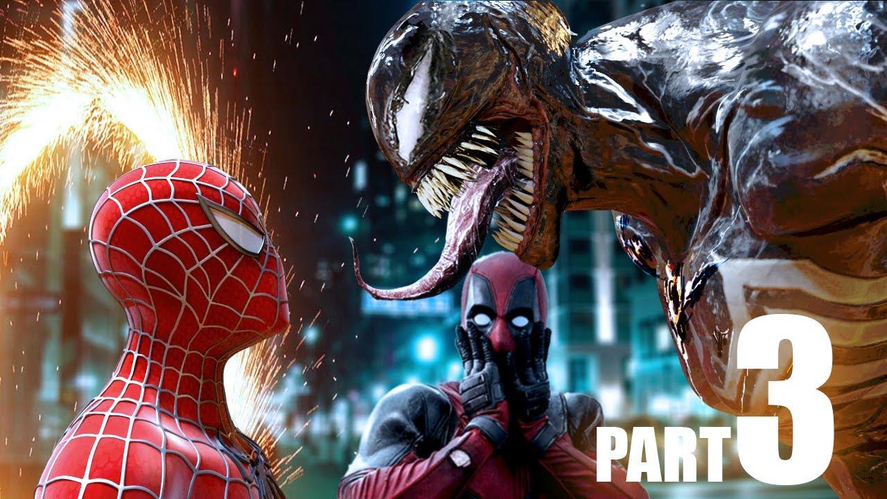 Download Venom vs SPIDER-MAN, Deadpool - Part 3
