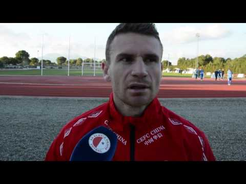 OHLASY: SK Slavia Praha - NK Osijek 1:2