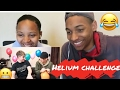 JACK MAYNARD ft THATCHER JOE & CONOR MAYNARD- The Helium Challeng | **REACTION**