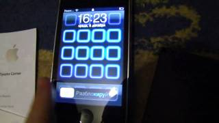 обзор Iphone 3gs 8gb