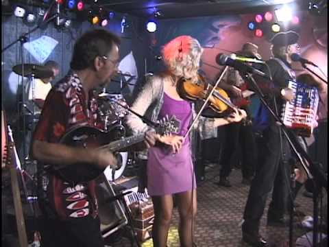 Woman by Slippery Sneakers Zydeco Band