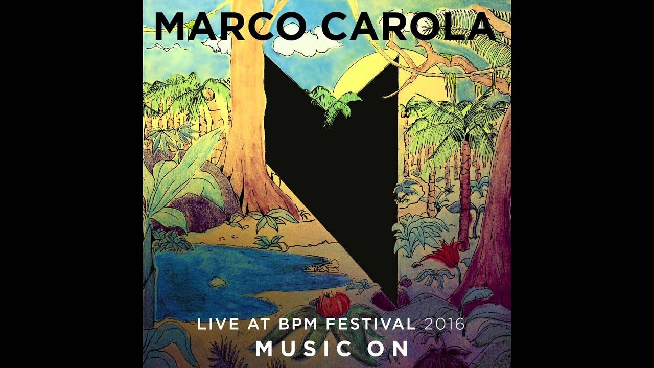 Marco Carola - Live at BPM Festival - January 10 2016 - YouTube