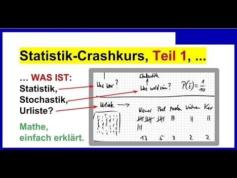 Statistik Mathe