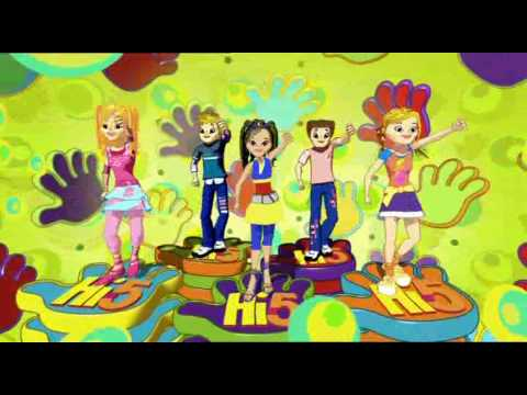 Hi-5 Series 9 theme song (2007)