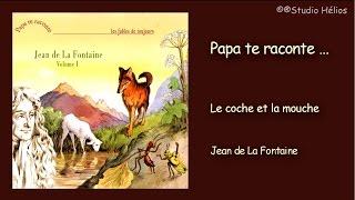 Jean de la Fontaine - Le coche et la mouche