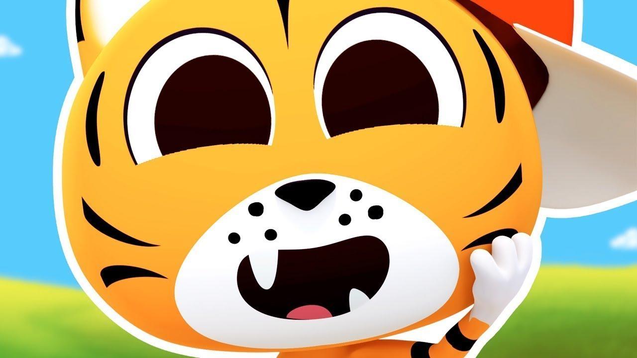 La Mancha del Tigre - Canciones del Zoo 5 | El Reino Infantil