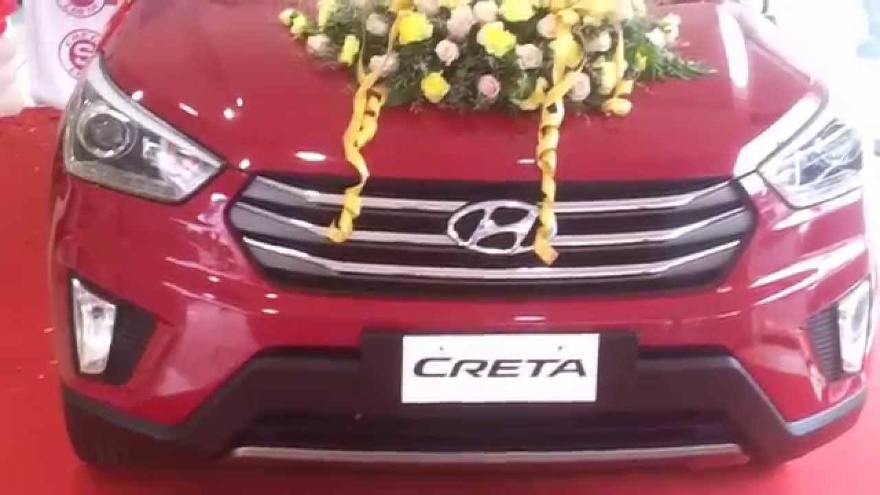 Hyundai creta full view interior and exterior red passion for Creta sx o interior