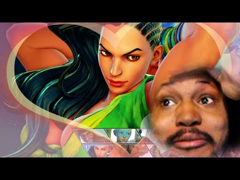 FIGHT YOU!? I'M TRYING TO WIFE YOU | Street Fighter V [Survival, Online Gameplay]