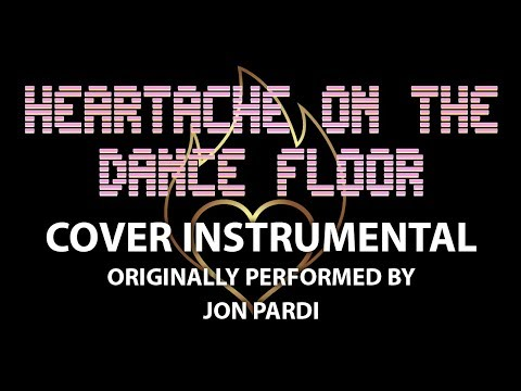 Heartache On The Dance Floor (Cover Instrumental) [In the Style of Jon Pardi]