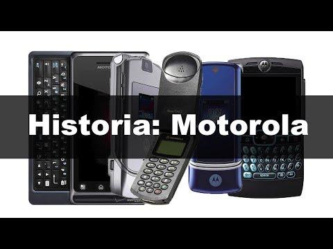 Móviles Motorola | Su Historia En Imágenes (1984 - 2017)