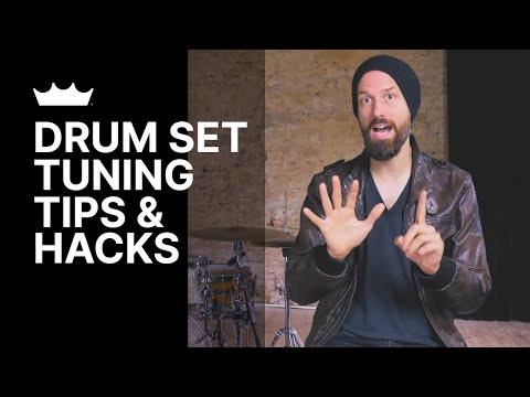 Remo + Benny Greb: Tuning Tips