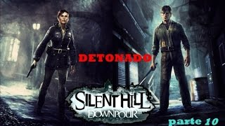 Silent Hill Downpour detonado [10] legendado PT-BR bonecas tesudas