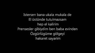 Hadise Prenses Lyrics
