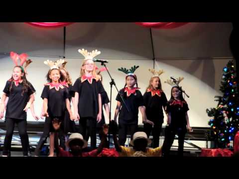 North Pole Musical - Hoofin' It