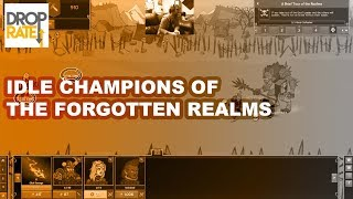 Is Idle Champions of the Forgotten Realms Good? -- Jordan Plays