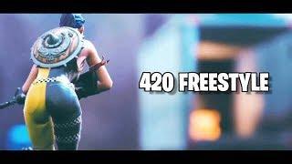 Fortnite Montage - 420 Freestyle (Wiz Khalifa)