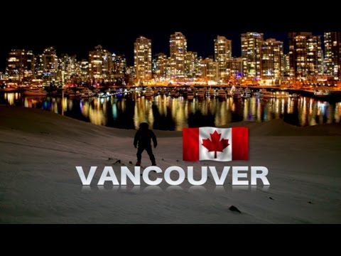 [4k] (Vancouver B.C. 🇨🇦) - 2017 Travel Guide - Must-See Attractions