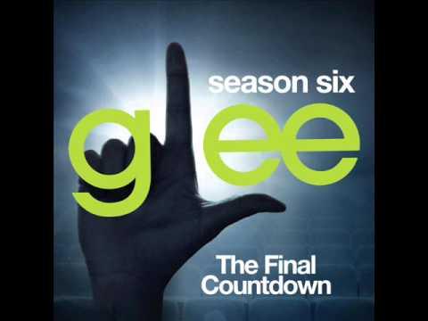 Glee - The Final Countdown (DOWNLOAD MP3+LYRICS)