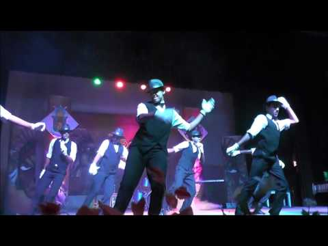 Dharmaraja College Commerce Day 2014 | Dancing Item - Fired Up