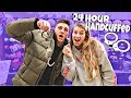 24 Hour Handcuff Challenge Boyfriend & Girlfriend