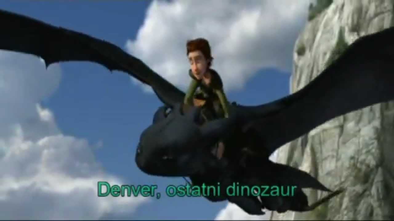 How to Train Your Dragon - Magazine cover