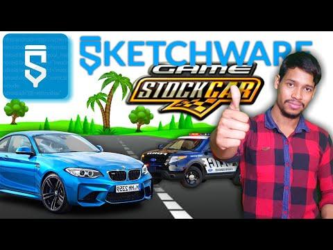 Racing car game create Kare sketchware Ki Madhya sketchware Hindi tutorial/Aaura Technical thumbnail