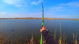 ПОПАЛИ НА ЖОР РЫБА ОДНА ЗА ОДНОЙ Рыбалка на поплавок