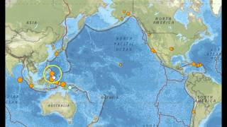 Earthquakes - Los Angeles - Philippines...