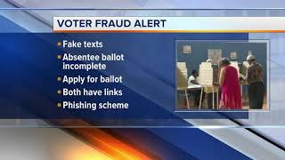 Voter fraud alert issued in Michigan