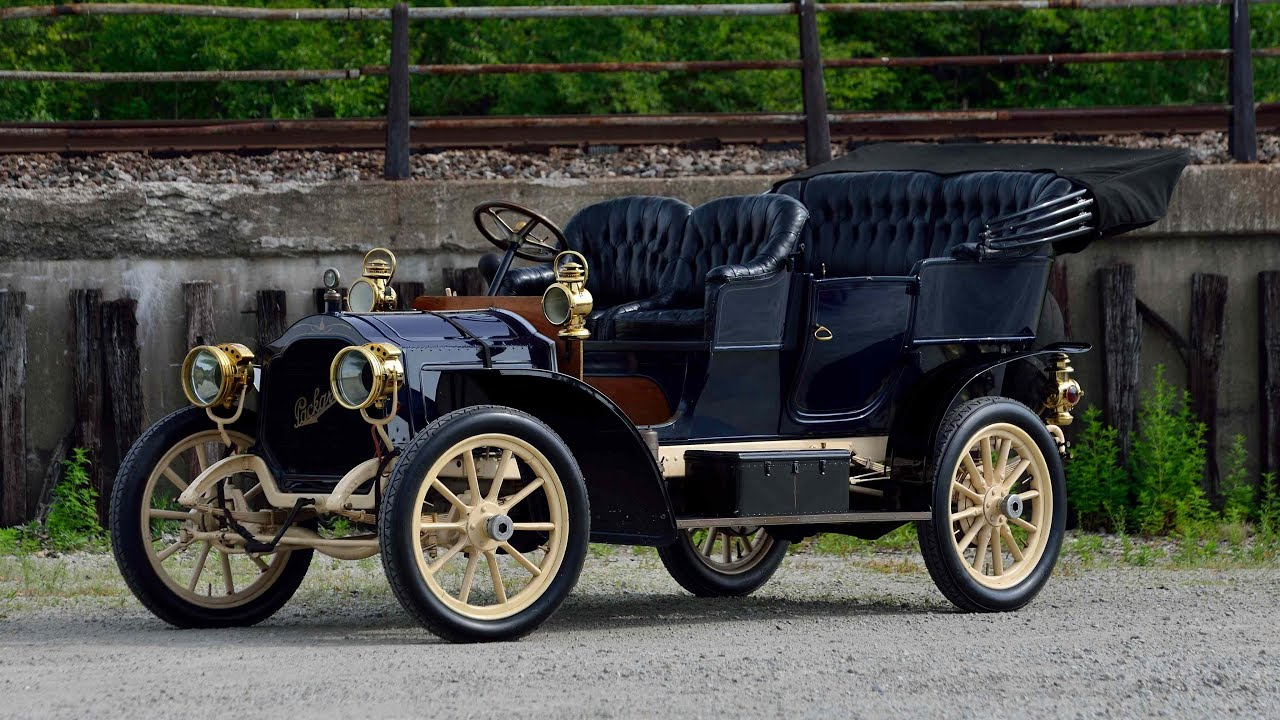 1906 Packard Model S Touring | S56 | Monterey 2016