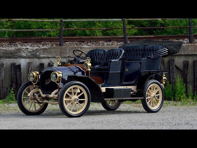 Lot S56 // 1906 Packard Model S Touring // Mecum Monterey 2016