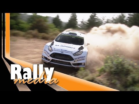 WRC Rally Italia Sardegna 2015 - Best Of By Rallymedia