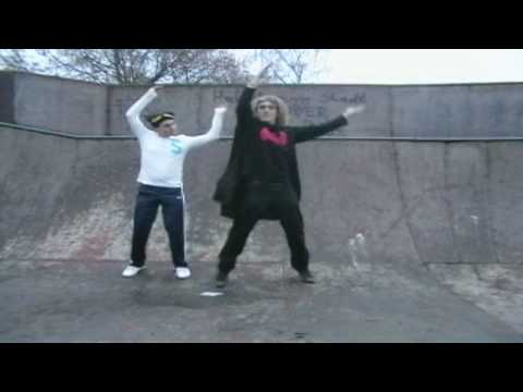 The Legend of Dreadman and Schobbin Outtakes YMCA