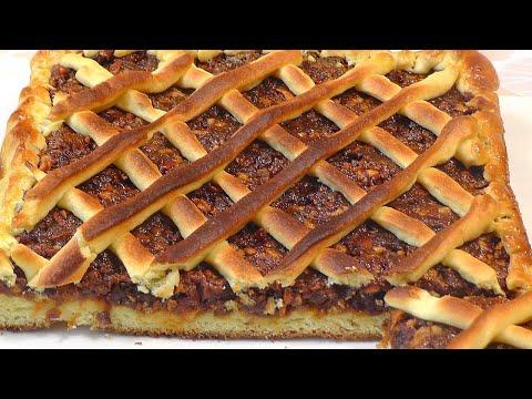 Пирог с сухофруктами   Вкус из детства