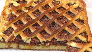 Пирог с сухофруктами | Вкус из детства