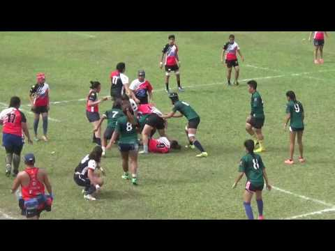 02 04/08/2017 SPI 15s League – Women A vs Women C
