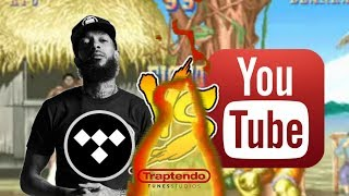 Nipsey Hussle/Tidal VS YouTube Beef   YouTube Changes Policies