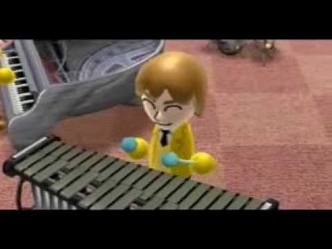 Wii Music - Wii Sports Custom