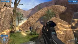 Halo 2 PC Online gameplay