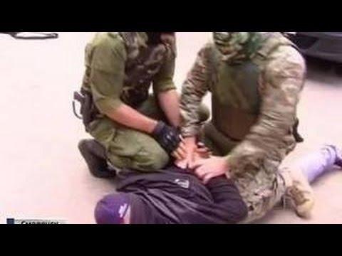 ФСБ задержала оружейных контрабандистов