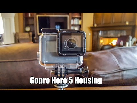 Gopro Hero 5 Skeleton Housing W Side Door Amp Lens Removal