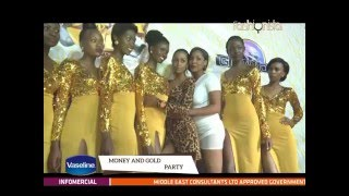 Fashionista: Money & Gold Party