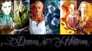 Скачать Game Of Thrones Queens Of Westeros