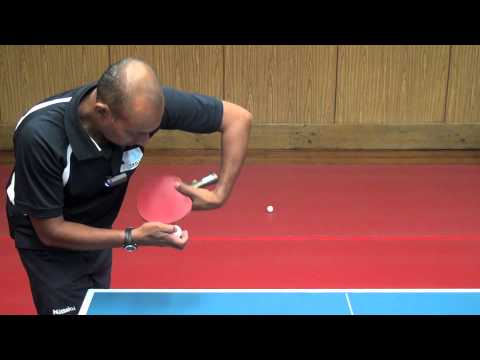 Learn the Backspin Reverse Pendulum Serve | Table Tennis | PingSkills